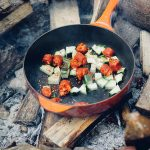 Campfire Cooking – A Typical Morning Meal